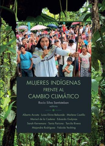 1722360254 Libro  mujeres indígenas frente al cambio climático by Onamiap - issuu