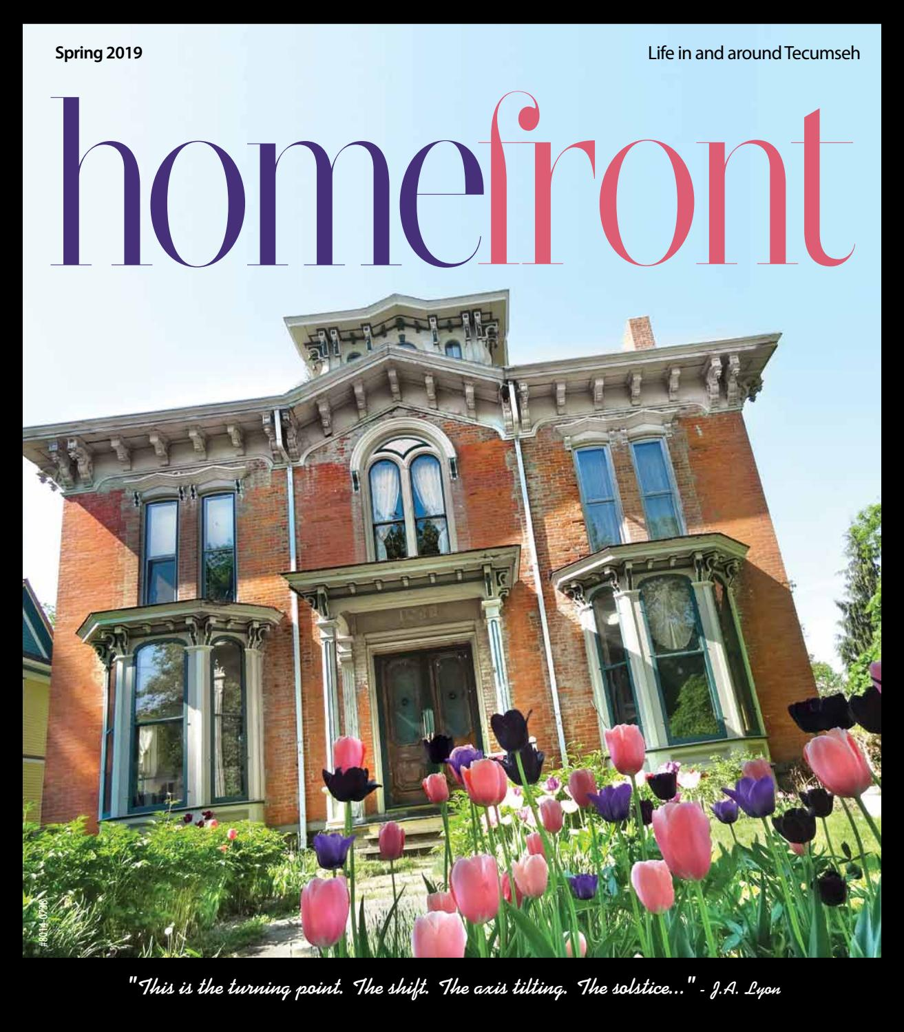 2019 Spring Homefront by Tecumseh Homefront - issuu