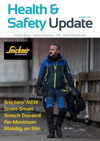 4027ced7932 Health & Safety Update - March 2019 by Jet Digital Media Ltd - issuu