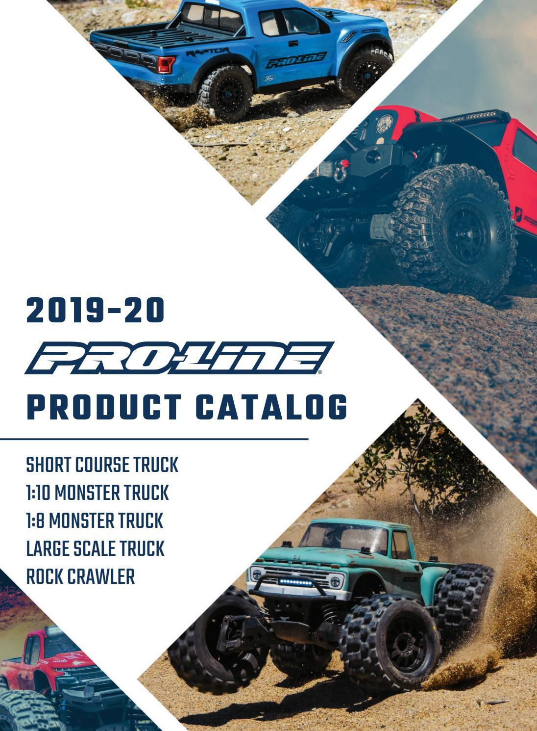 "Wheels ProTrac System Pro-Line 1182-15 Badlands SC 2.2/""//3.0/"" M2 Tires 4"