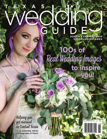 Texas Wedding Guide Spring 2019 by Texas Wedding Guide - issuu