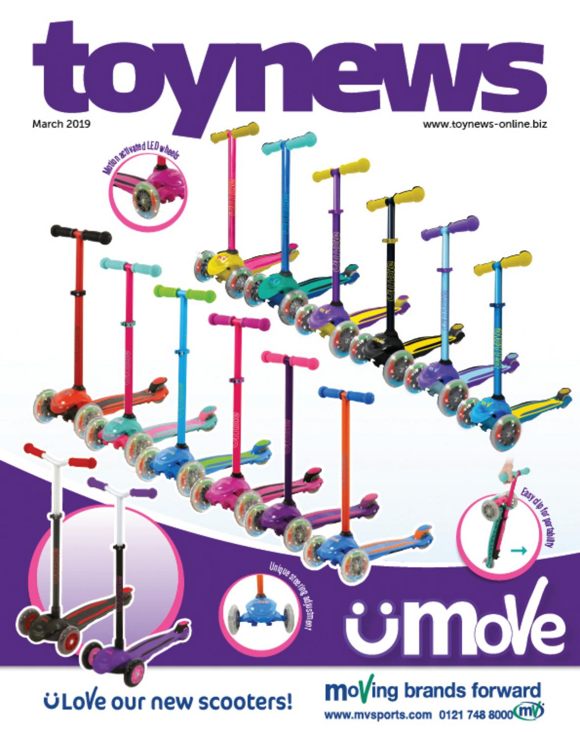 Toynews march 2019 by biz media ltd issuu