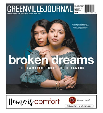 March 15, 2019 Greenville Journal by Community Journals - issuu