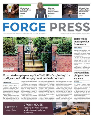 42c238a03 Forge Press #131 by Forge Press - issuu