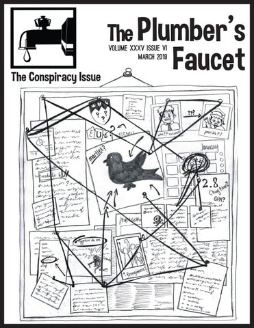 Conspiracy Issue by The Plumber's Faucet - issuu