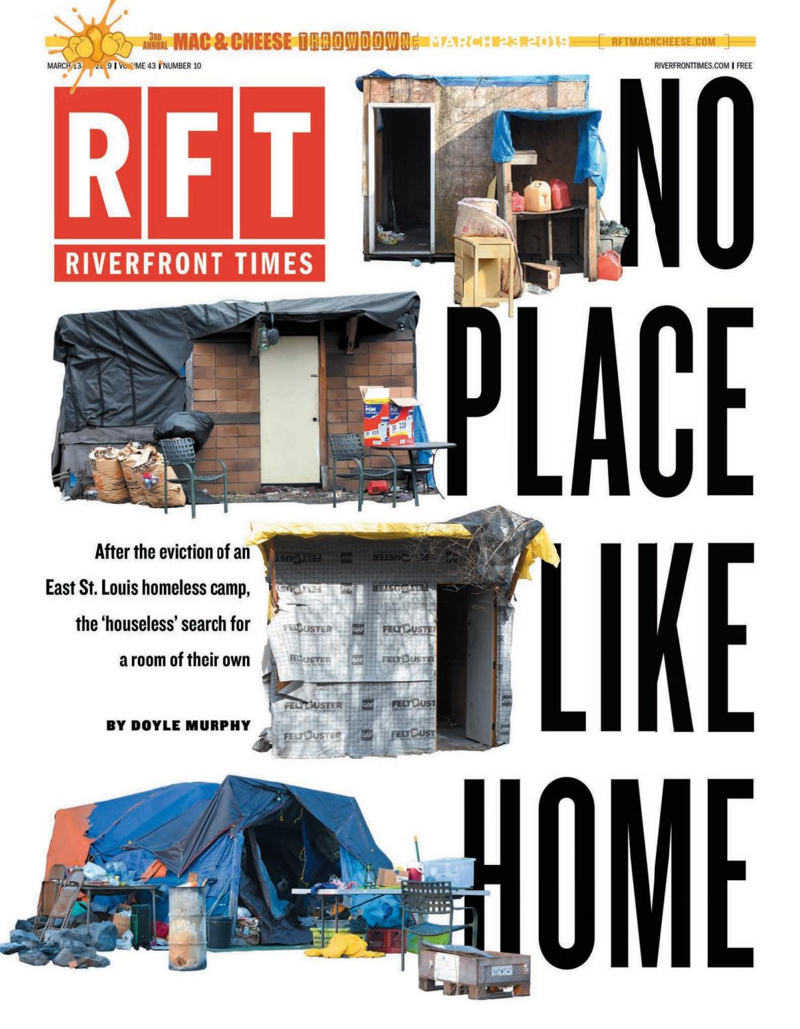 Riverfront Times March 13, 2019 by Euclid Media Group - issuu
