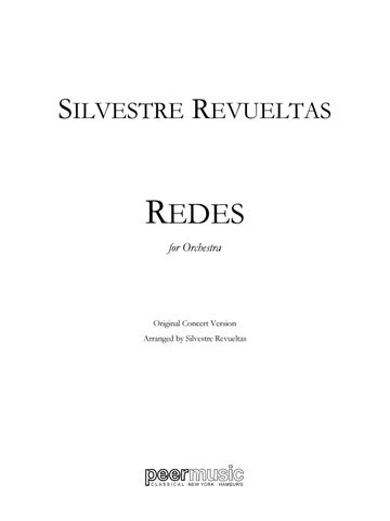 Redes: Cover Art