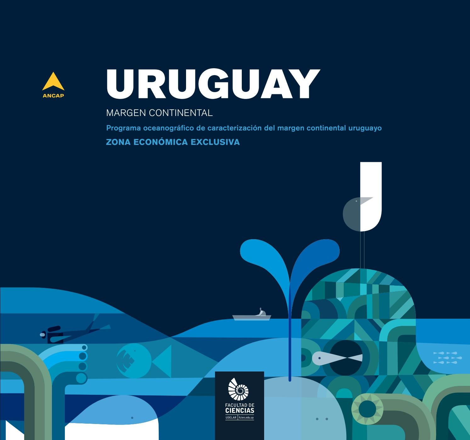 URUGUAY  Margen Continental by Zona Editorial - issuu