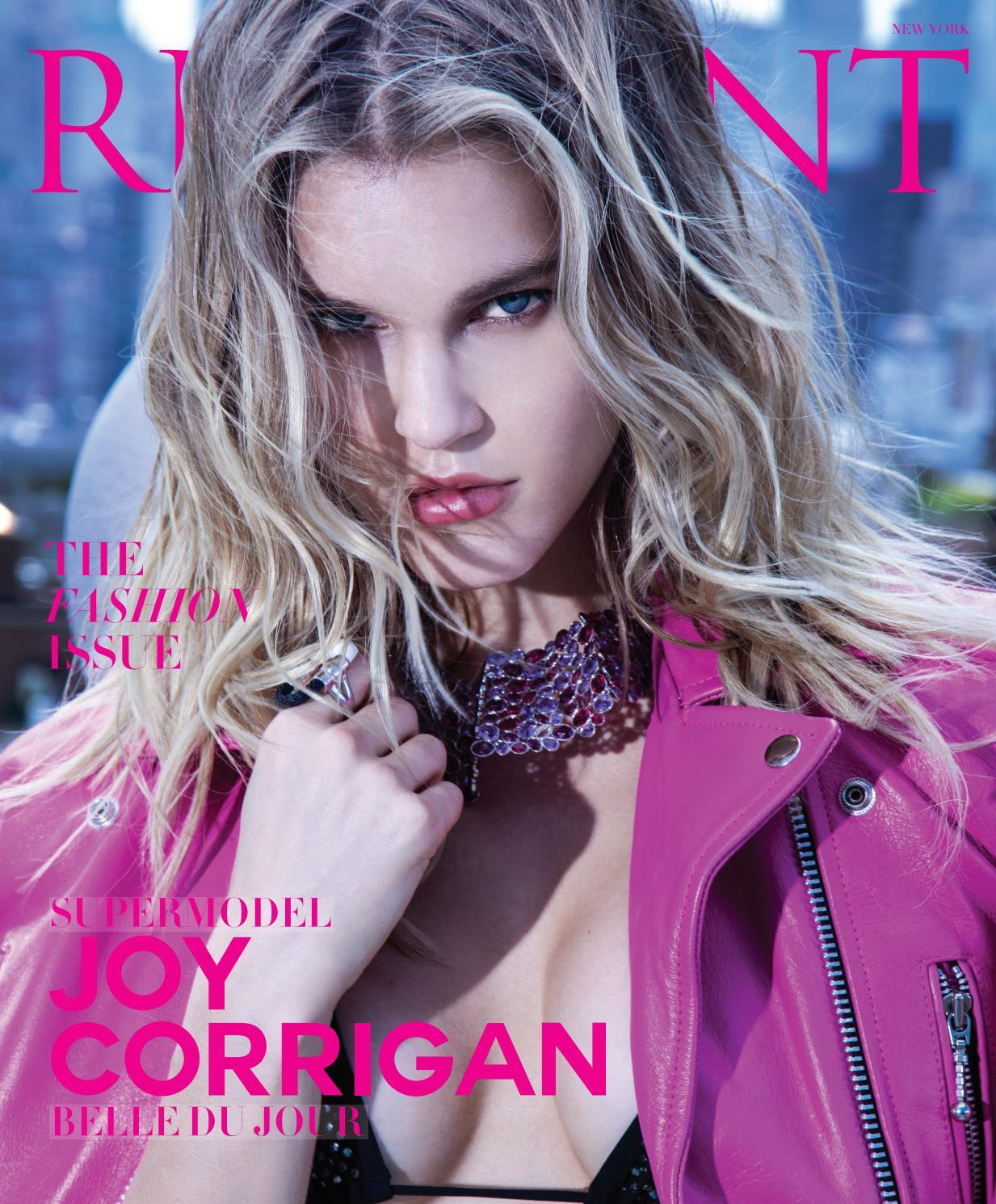 a00fbe9a9f3351 Resident Magazine NY OCTOBER 2018 JOY CORRIGAN by Resident Magazine - issuu