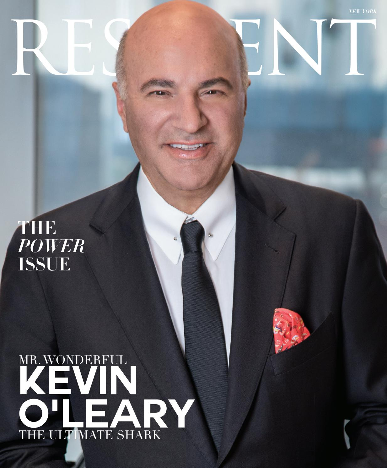 a397f6fa1b3 Resident Magazine NY NOVEMBER 2018 KEVIN O LEARY by Resident Magazine -  issuu