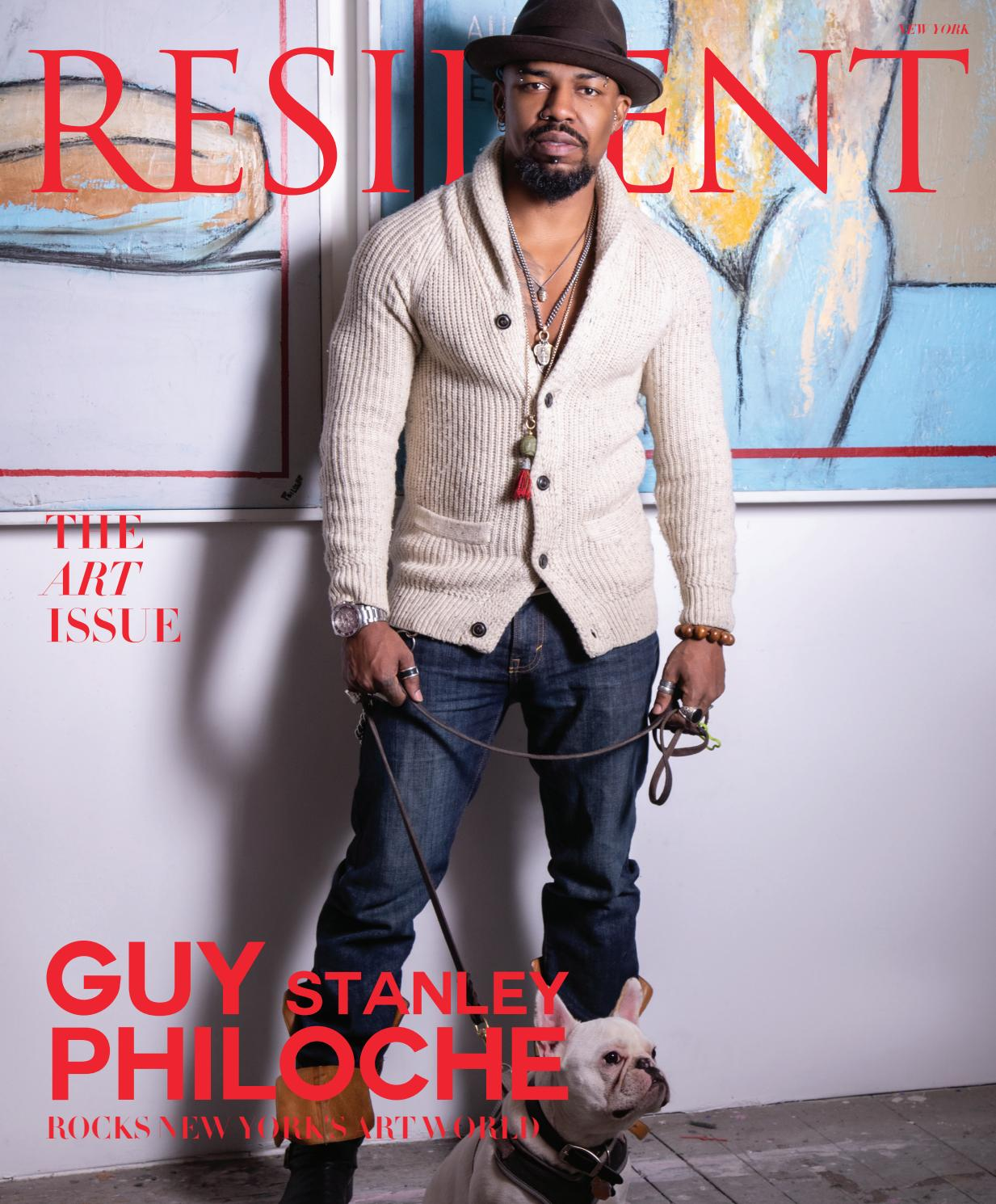 a0262ced29f0 Resident Magazine NY JANUARY 2019 GUY STANLEY PHILOCHE by Resident ...