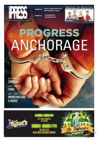 Anchorage Press, March 14, 2019 by Wick Communications - issuu