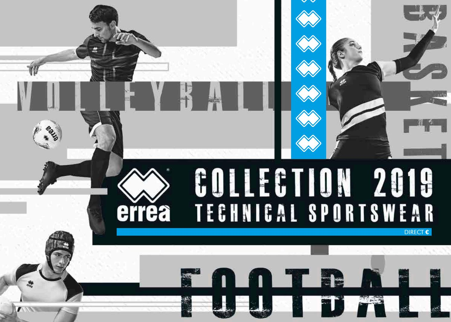 Sport 2019 Activity Catalogue Issuu By Errea knPwO0