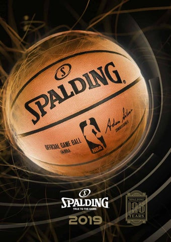 CATALOGUE SPALDING 2019 by activity sport issuu