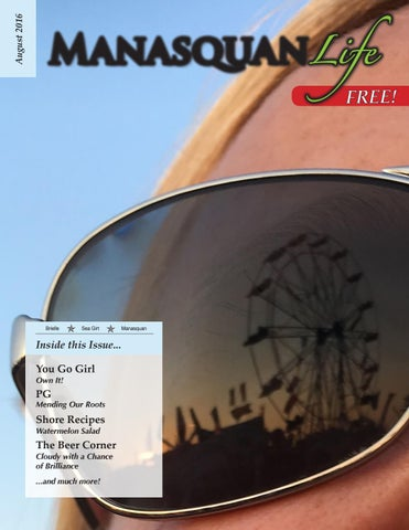 Manasquan Life August 2016 by 08742 Living - issuu