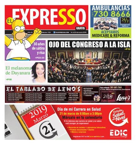 d1efbc929d El Expresso 1123 by El Expresso de Puerto Rico - issuu