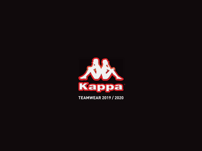 Kappa Maillot Basket Cairo Blanc Noir
