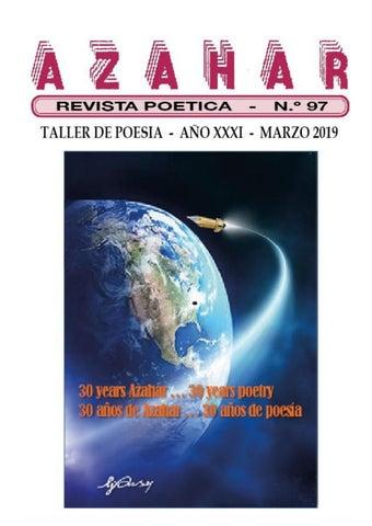 33c060da6 REVISTA POÉTICA AZAHAR NOVENTA Y SIETE by Rusvelt Nivia Castellanos ...