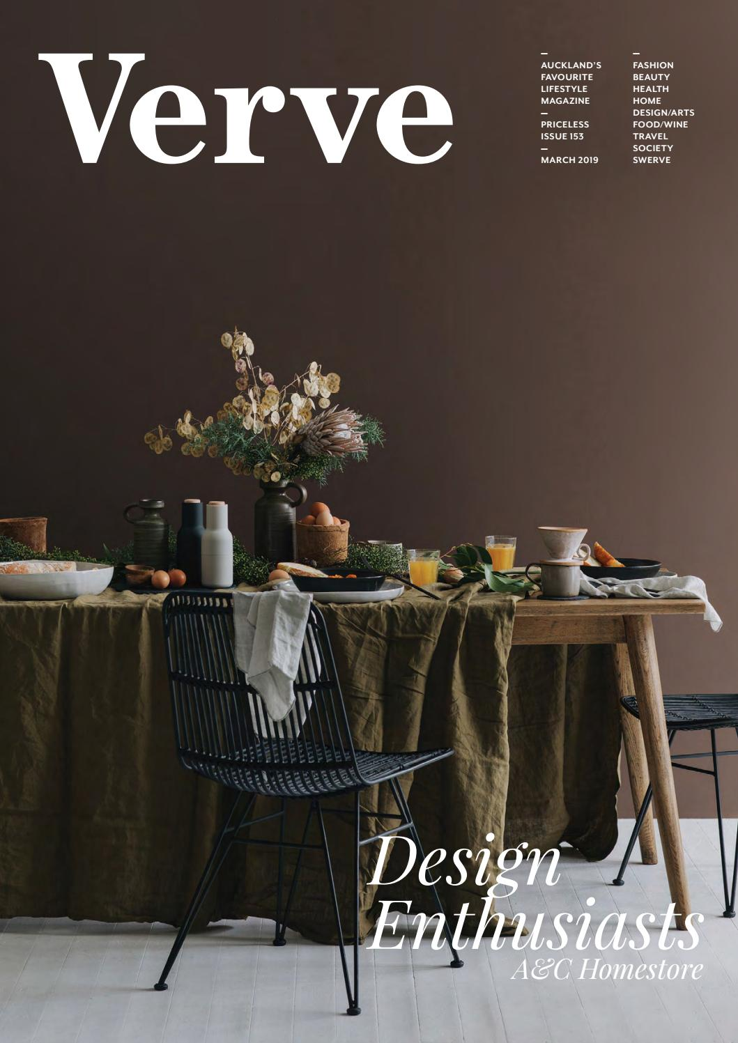 verve march 2019 issue 153 by verve magazine issuuverve march 2019 issue 153