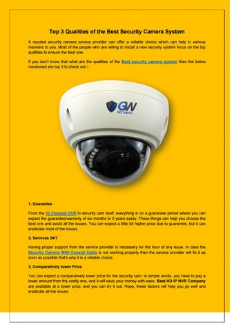 Best security camera system   32 Channel DVR   Best HD IP NVR