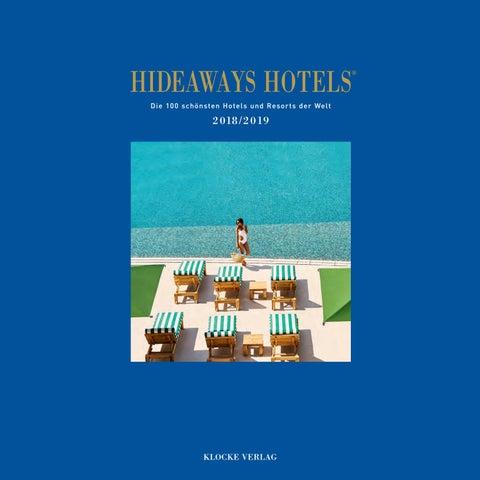 Hideaways Hotels Guide 2018/2019 by Klocke Verlag - issuu