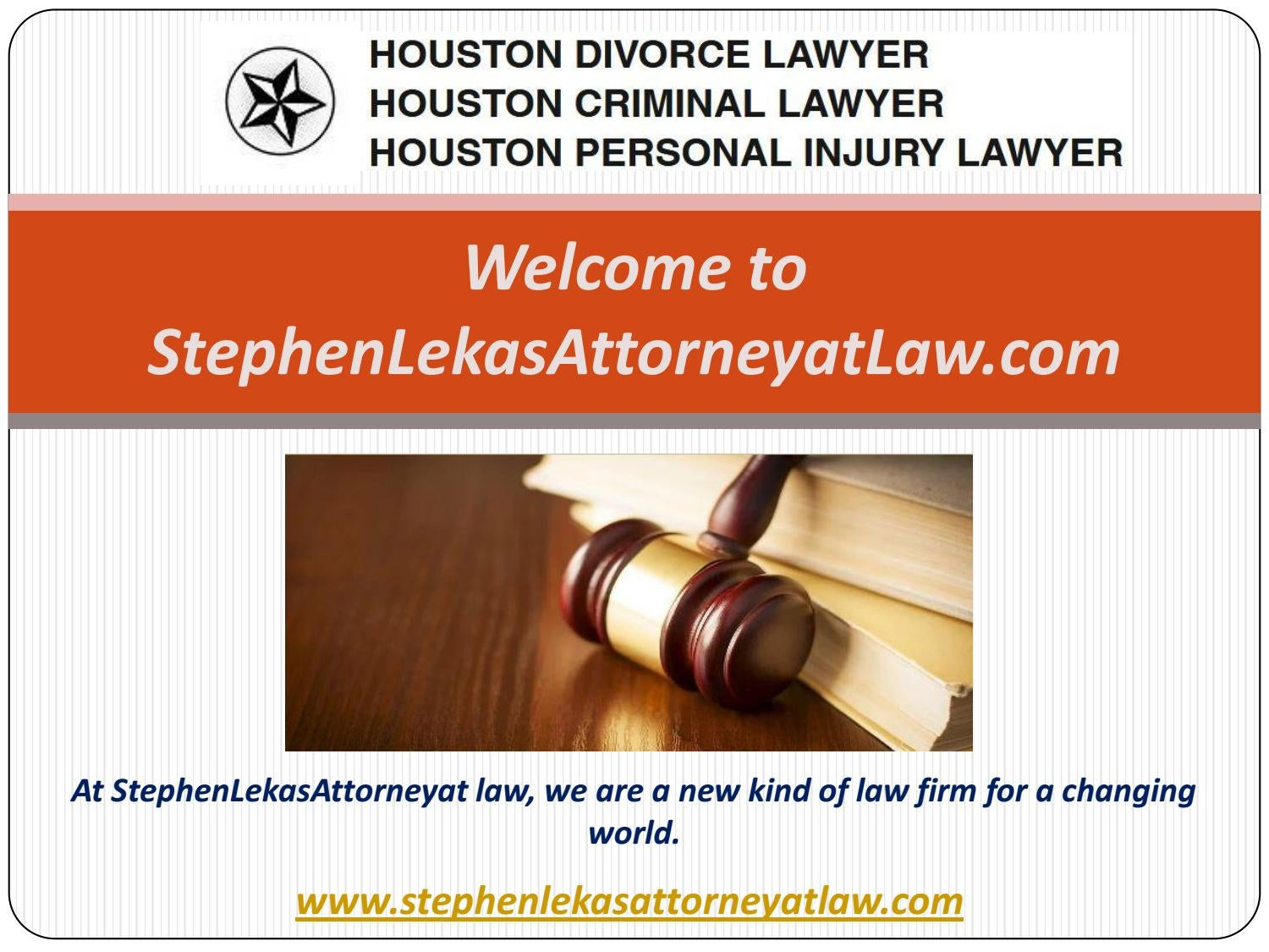Settle Your Divorce Cases with Our Best Divorce Lawyers in Houston