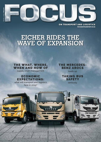 Focus Issue 3 2019 by Charmont Media Global - issuu