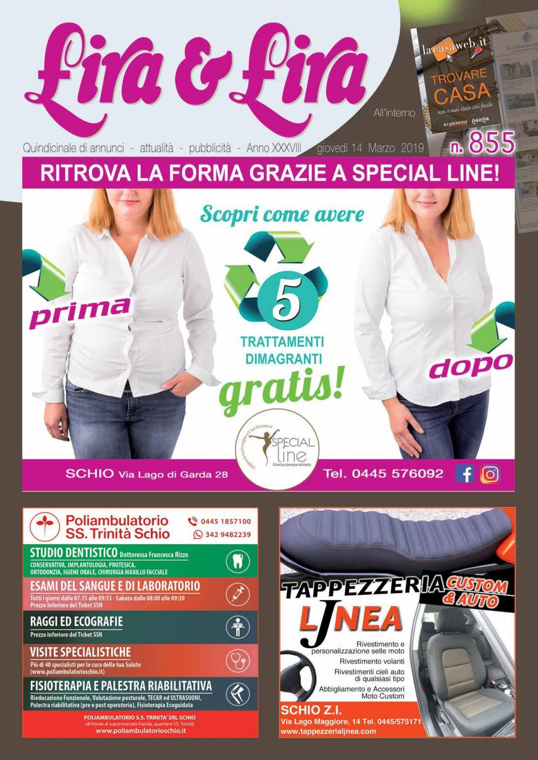 3259becb12 Lira e Lira n 855 by Pubblistudio Pubblicità srl - issuu