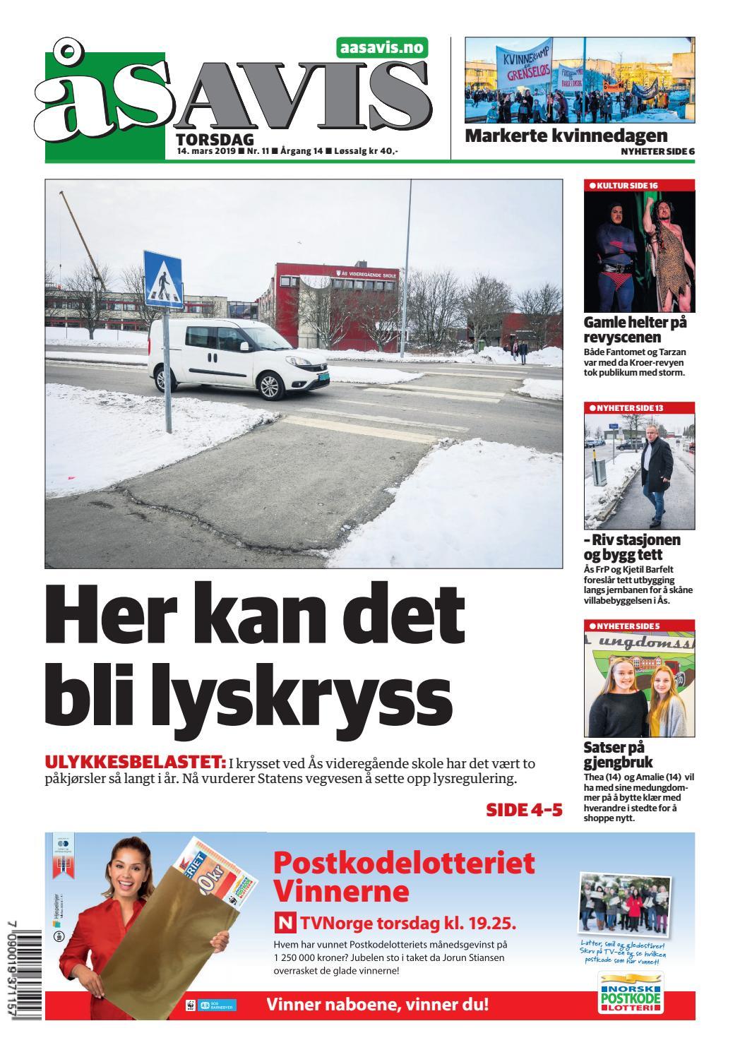 4429e97d Ås Avis - 14. mars by Amedia Annonseproduksjon AS - issuu