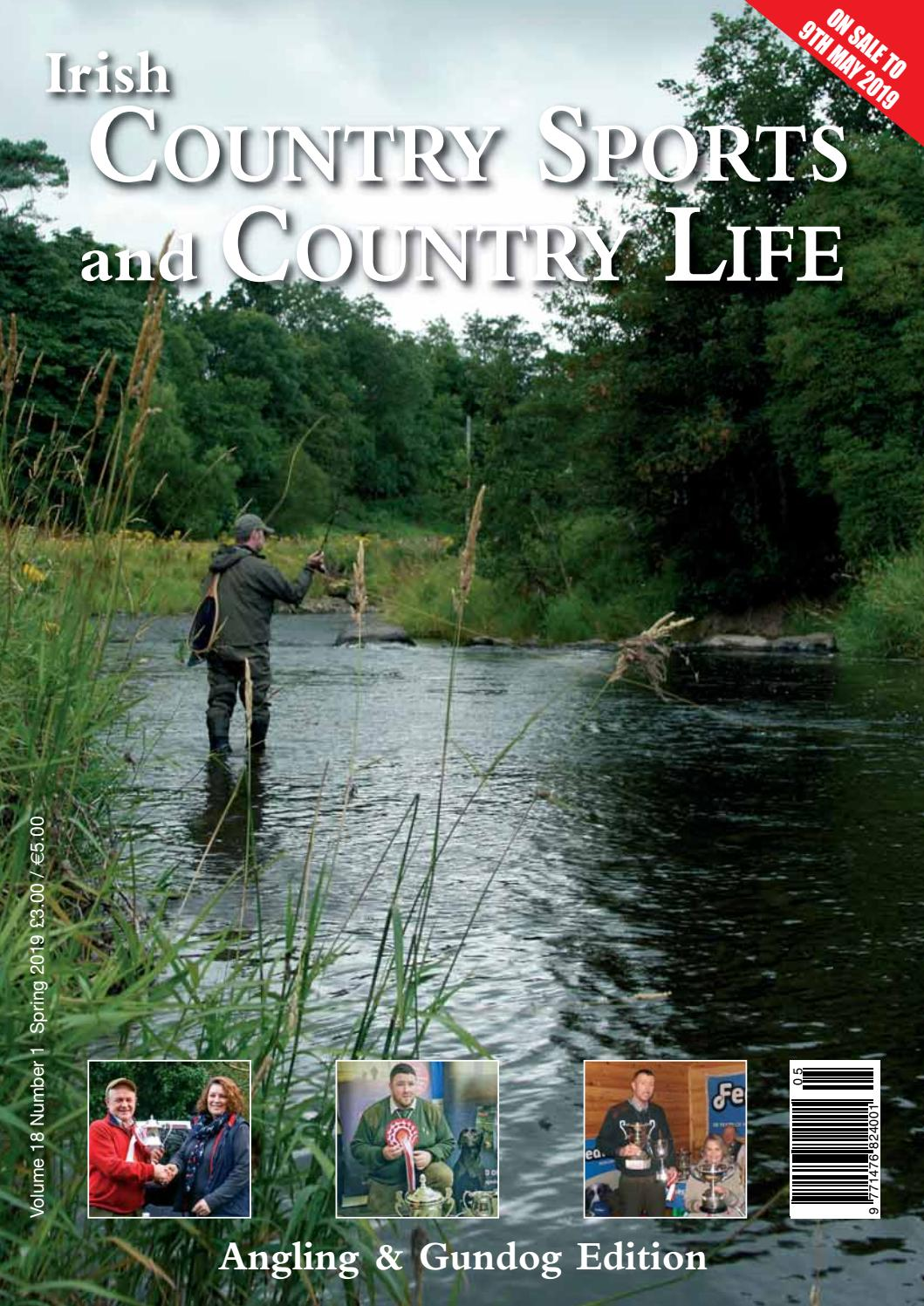 e7e424de572ef Irish Country Sports and Country Life - Spring2019 by Bluegator Creative -  issuu