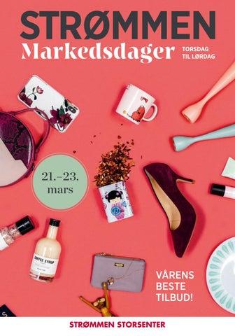 fcacaab3 Strømmen markedsdager 21.–23. mars 2019 by Strømmen Storsenter - issuu