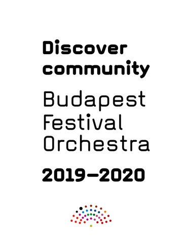 check out 9529b 4a4f6 BFO season booklet 2019–2020 by Budapesti Fesztiválzenekar - issuu