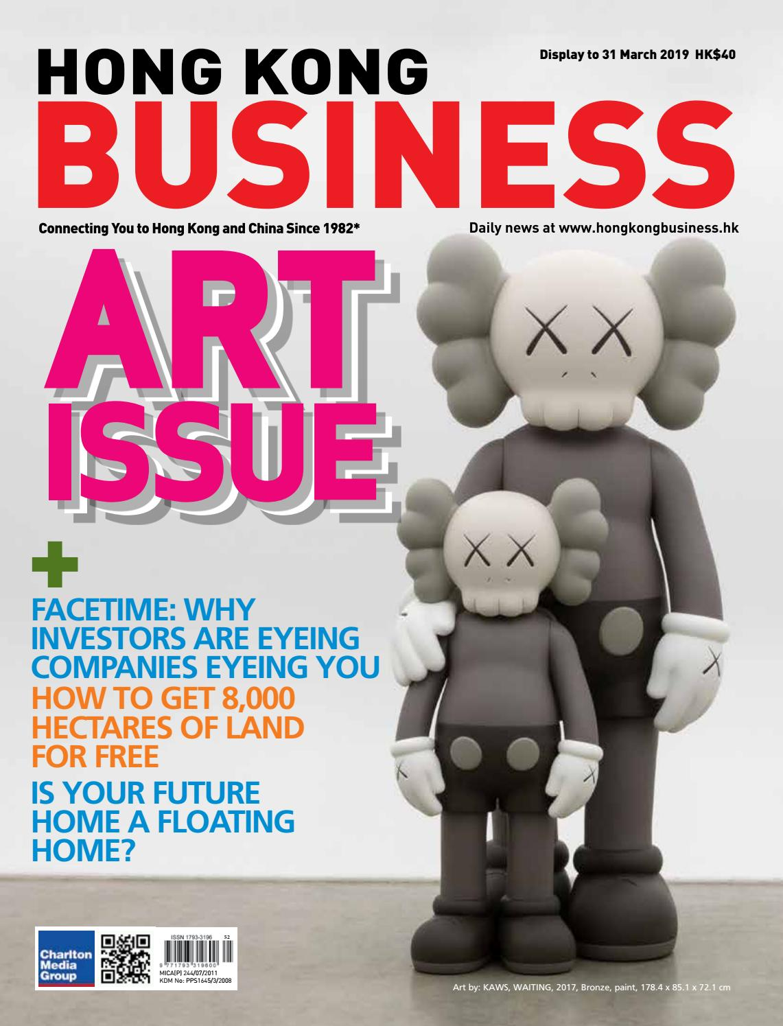Hong Kong Business (February - March 2019) by Charlton Media Group