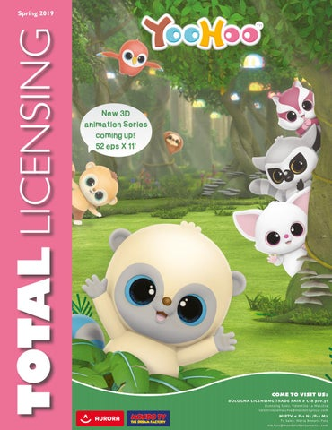 cfb504e481 Total Licensing Spring 2019 issue by Total Licensing - issuu