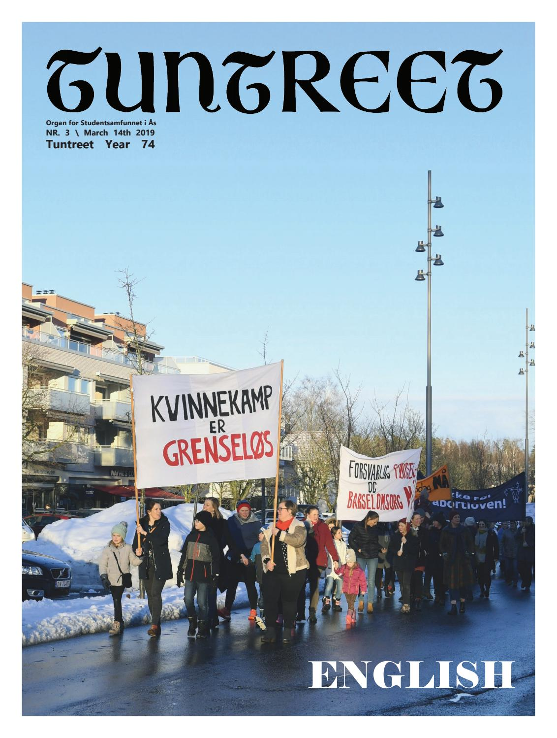 The 3  issue of Tuntreet is out! by Tuntreet - issuu