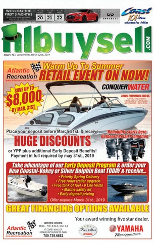 Buy and Sell Issue 1131