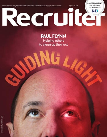 Recruiter March 2019 by Redactive Media Group - issuu