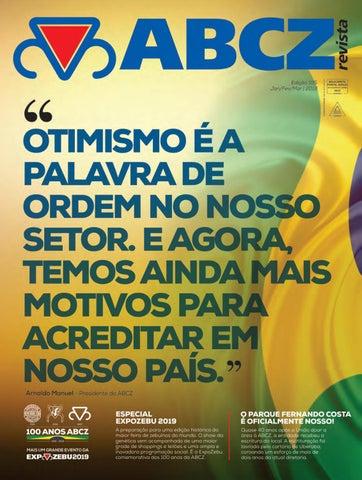 90ac45b79 Revista ABCZ - Edição 105 - Janeiro/Fevereiro/Março by ABCZ - issuu