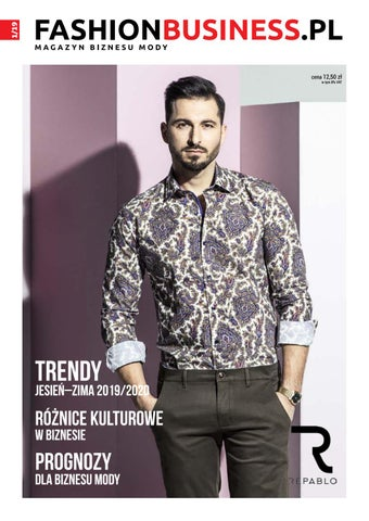2336bc5ed8 FASHIONBUSINESS.PL 1 2019 (SPRING - SUMMER 2019) by Promedia Jerzy ...