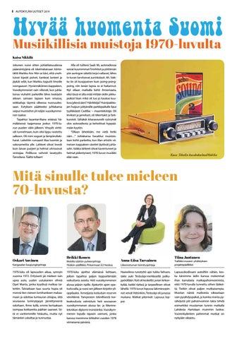 Page 4 of Hyvää huomenta Suomi