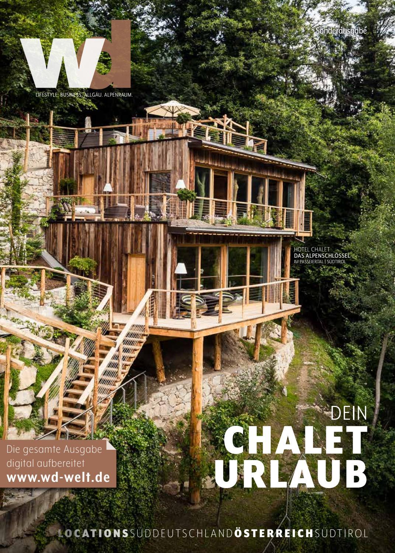 Wd Special Dein Chalet Urlaub By Tb Verlag Issuu