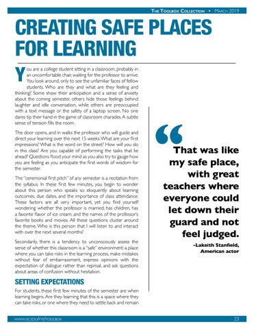 Page 24 of Creating Safe Places for Learning