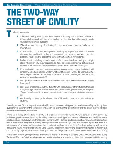 Page 27 of The Two-Way Street of Civility