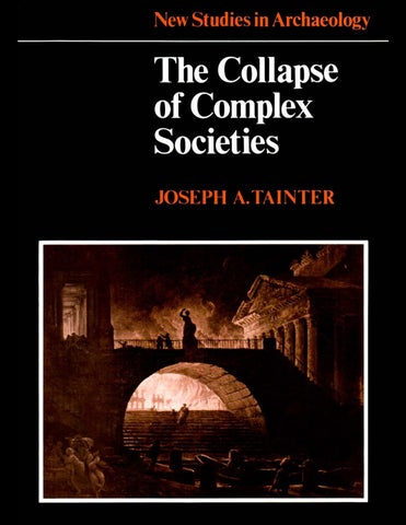47d3f28a Joseph A. Tainter - The Collapse of Complex Societies by cruss1204 ...