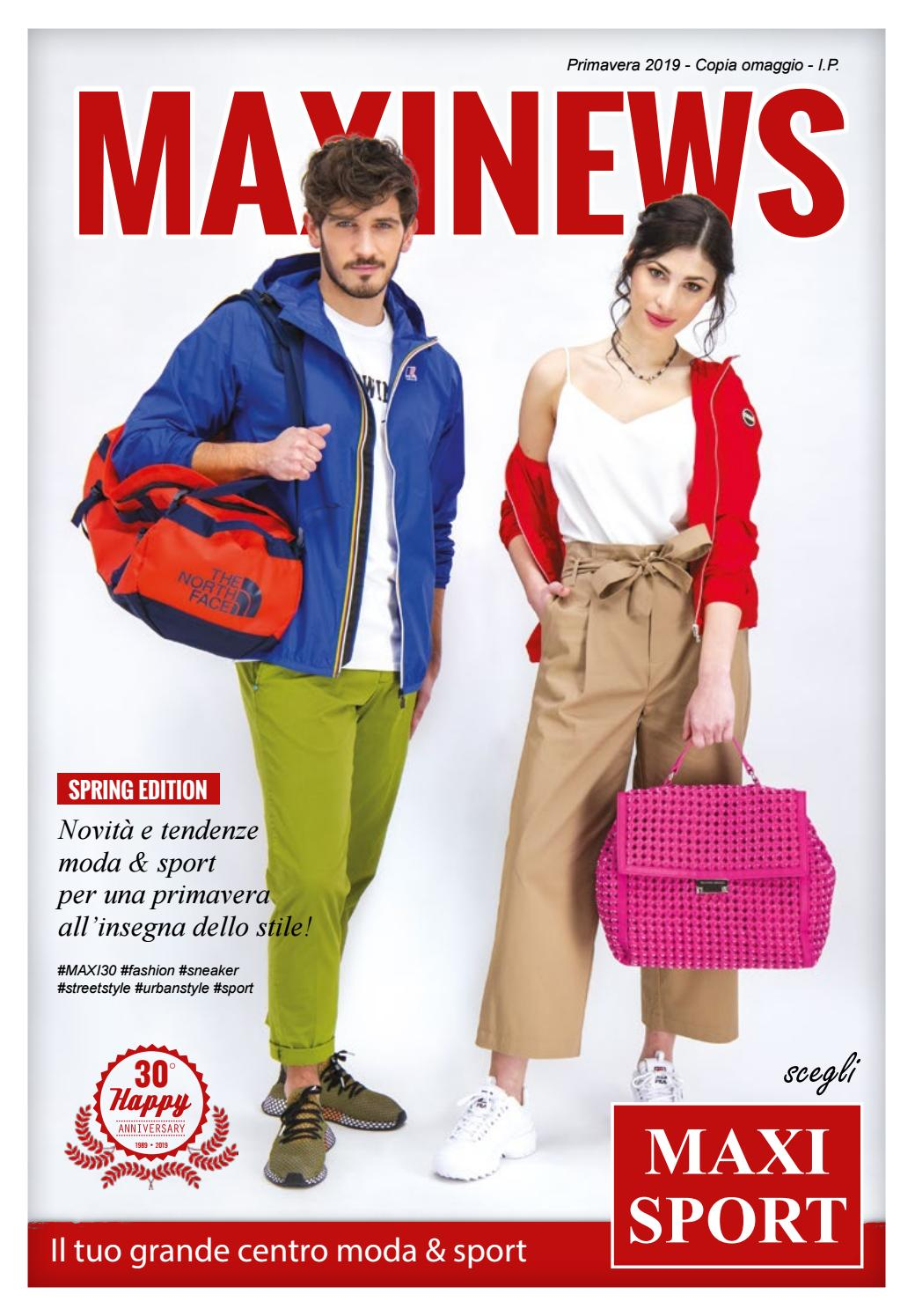 Maxinews Spring Edition 2019 by Maxi Sport issuu