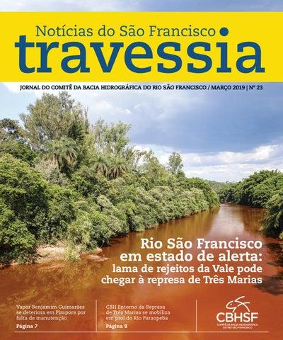 526cd394142d Travessia Nº 23 - Março 2019 - Notícias do São Francisco by CBH do ...
