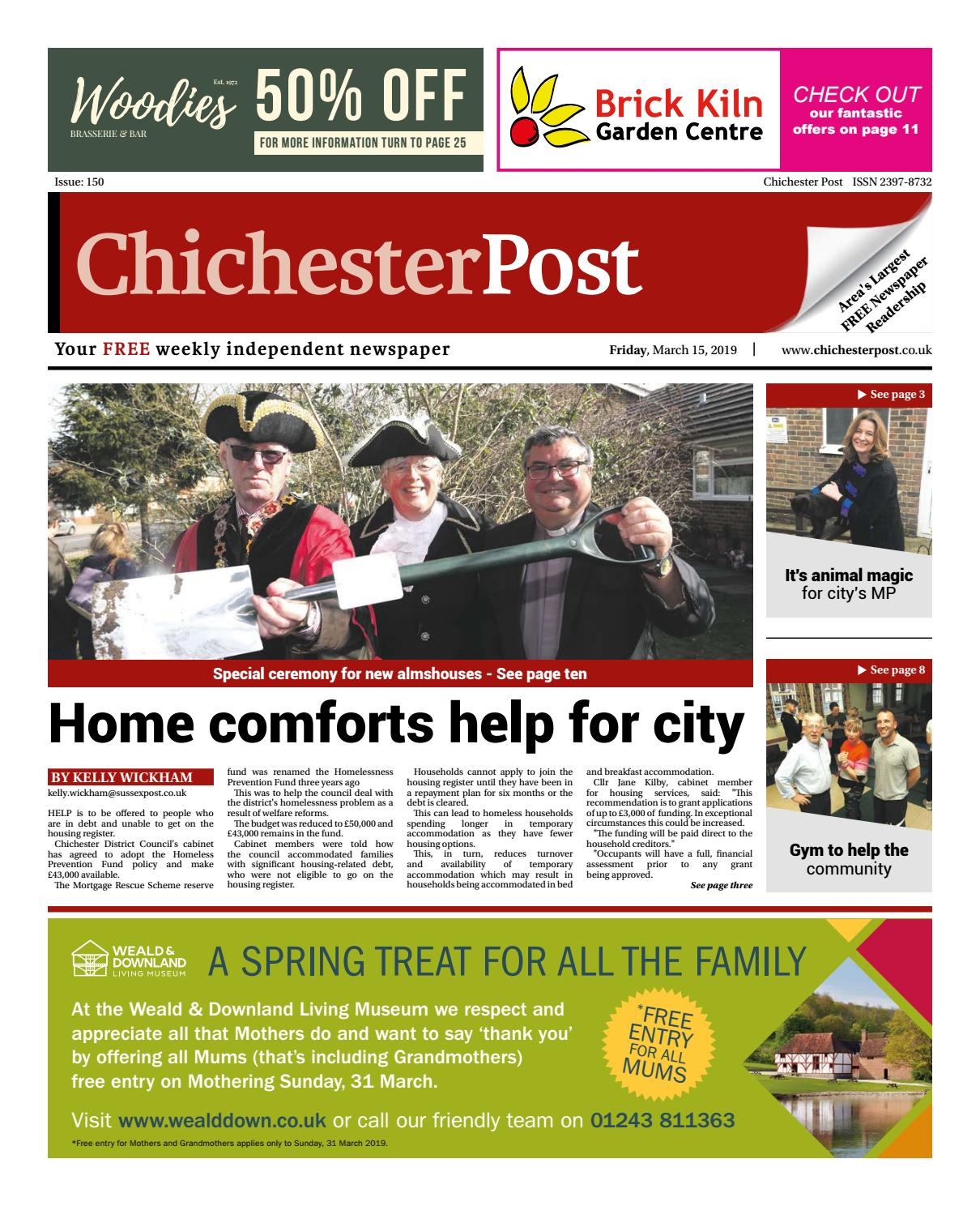 Chichester Post Issue 150 by Post Newspapers - issuu