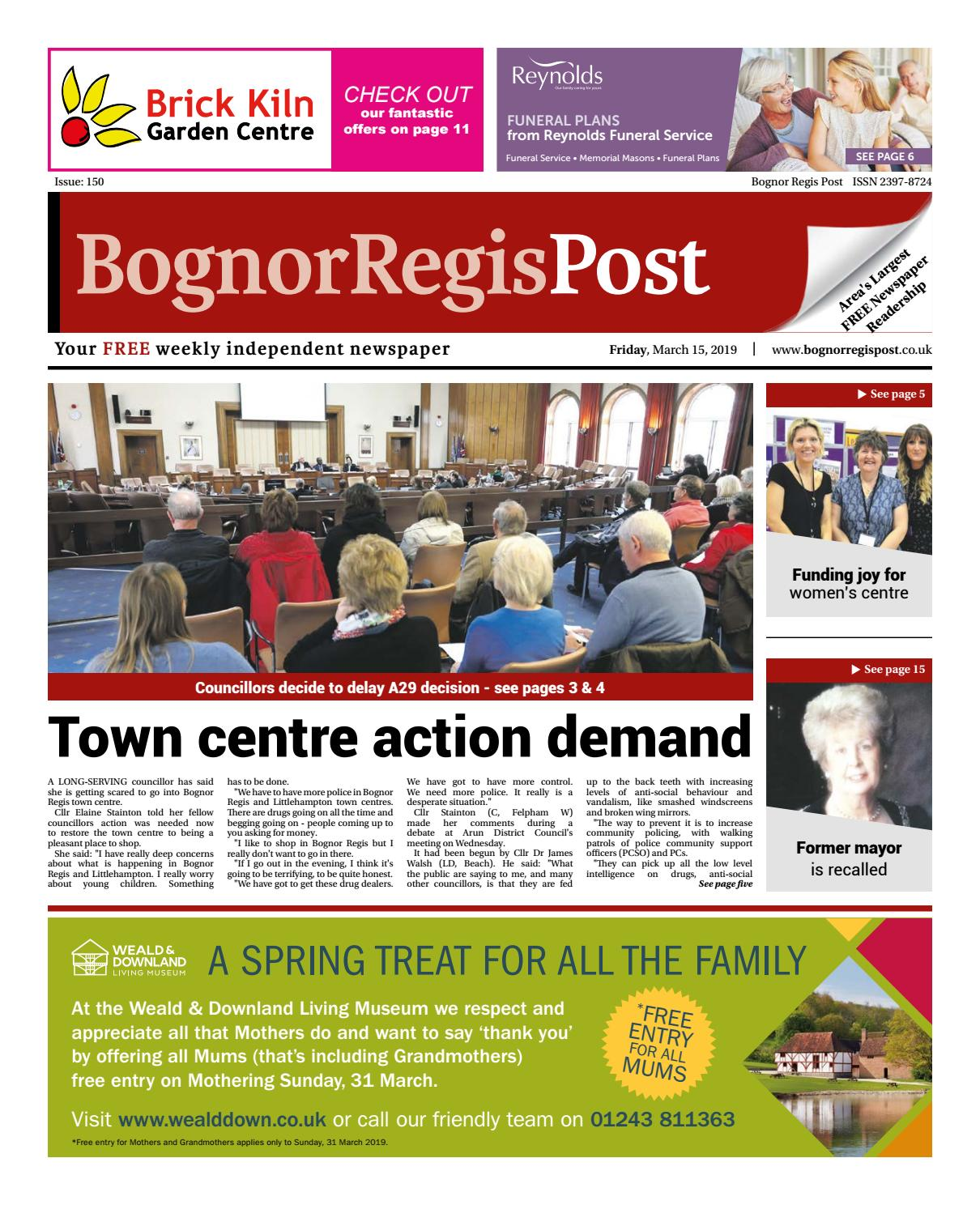 209484f236fa4 Bognor Regis Post Issue 150 by Post Newspapers - issuu