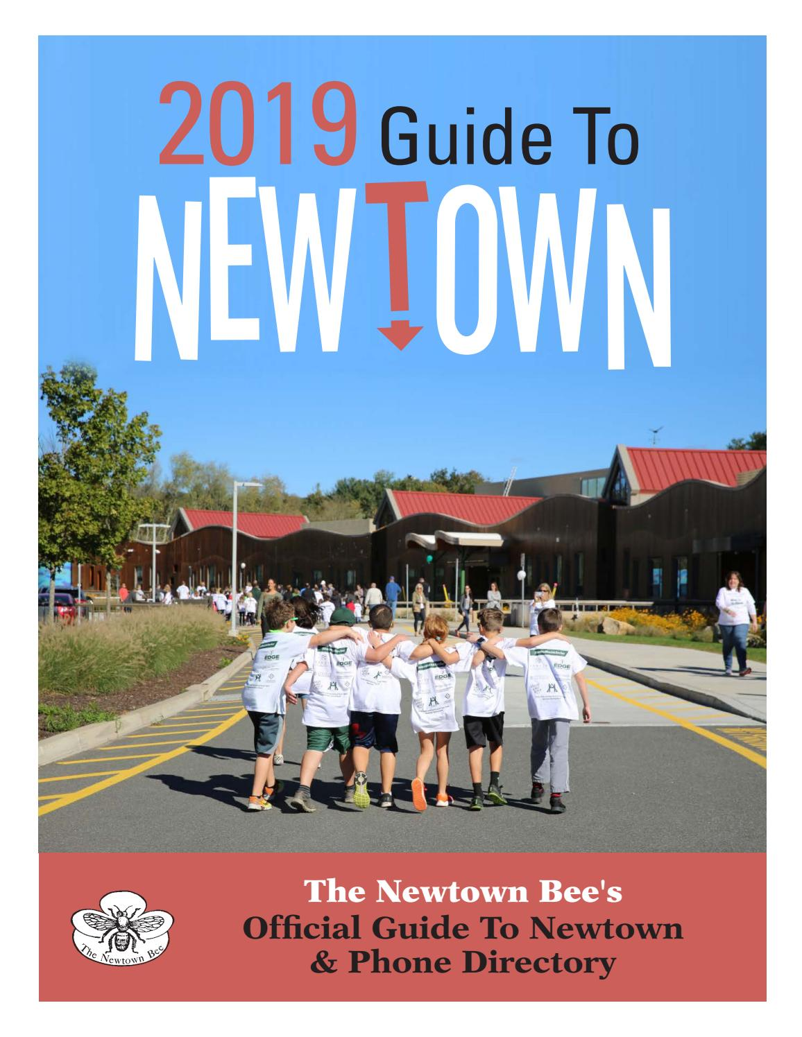 Guide To Newtown 2019 by Bee Publishing Co - issuu