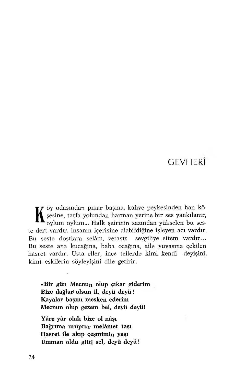 Müjgan Cunbul - Başakların Sesi | Vebuka.com